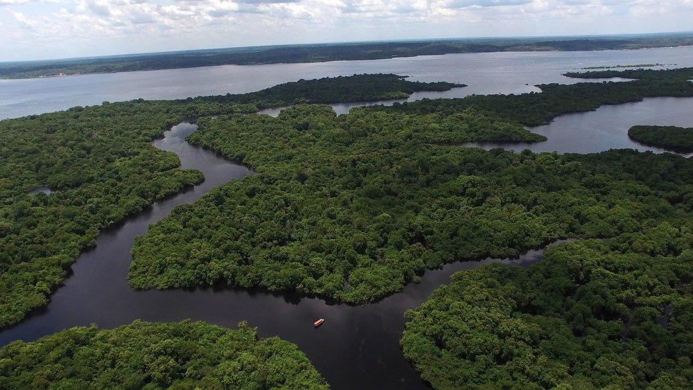 Bacia Amazônica - Brasil