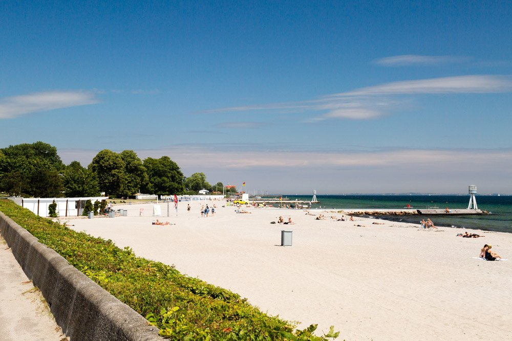 Bellevue Beach, Dinamarca