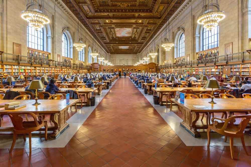 Biblioteca Pública, New York