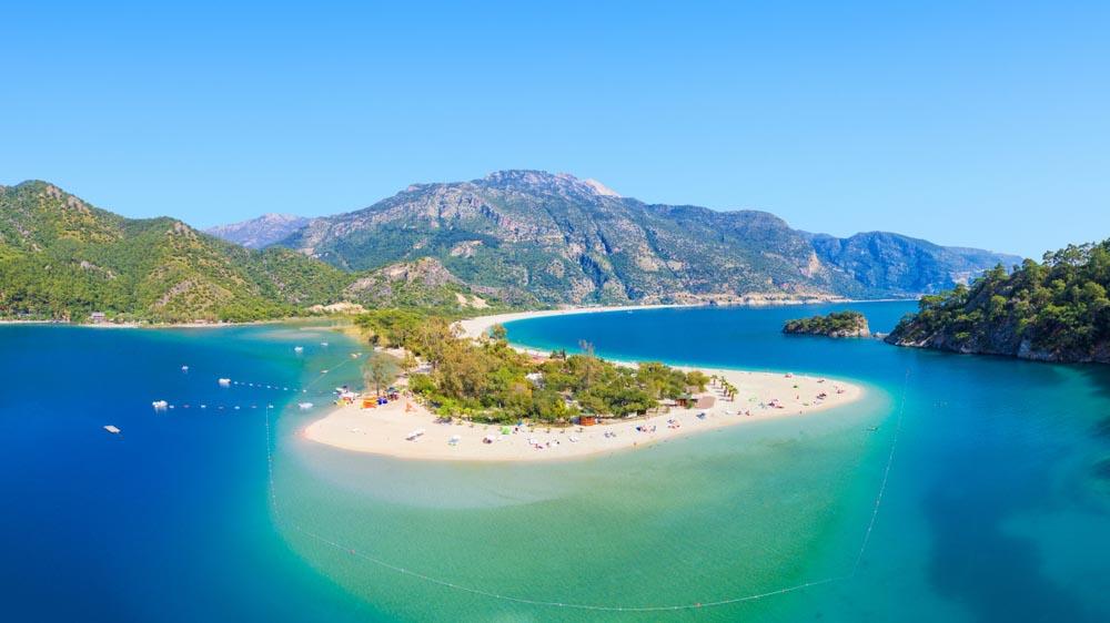 Blue Lagoon, Ölüdeniz, Turquia