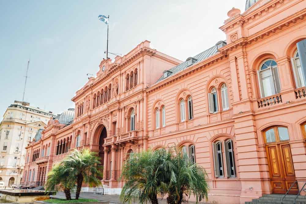 Buenos Aires La Casa Rosada