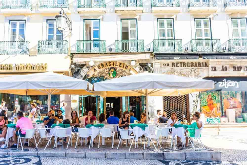 Café A Brasileira Lisboa