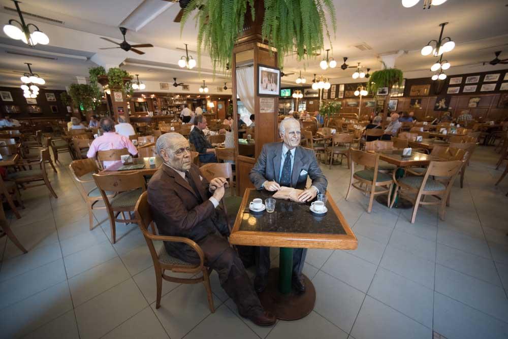 Café La Biela Buenos Aires