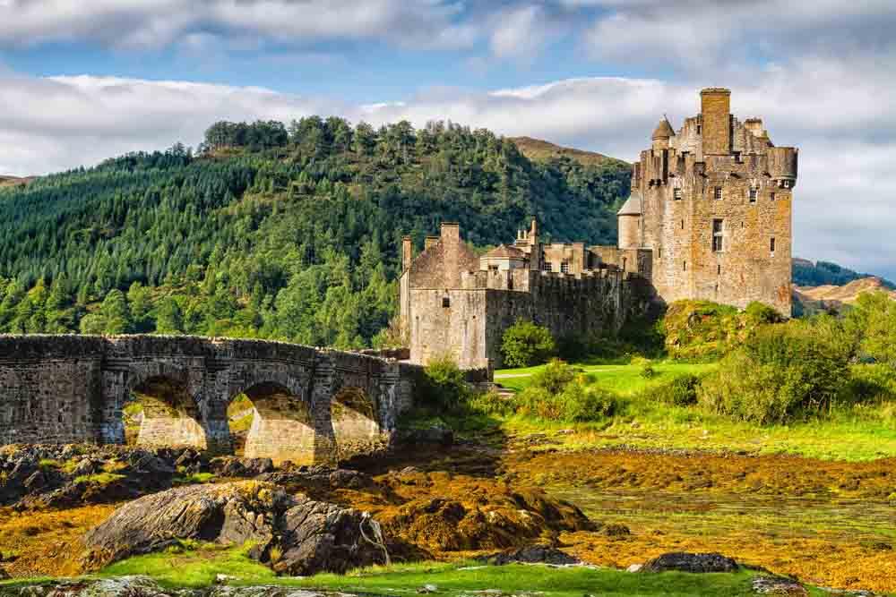 Castelo Eilean Donan, Escócia
