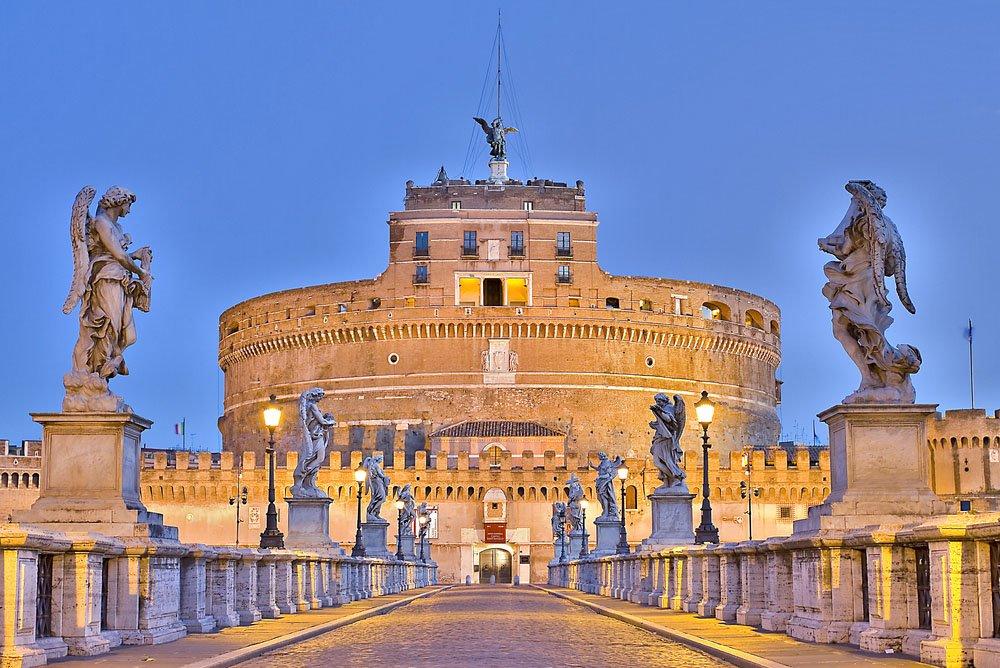 Castelo Sant'Angelo, Roma
