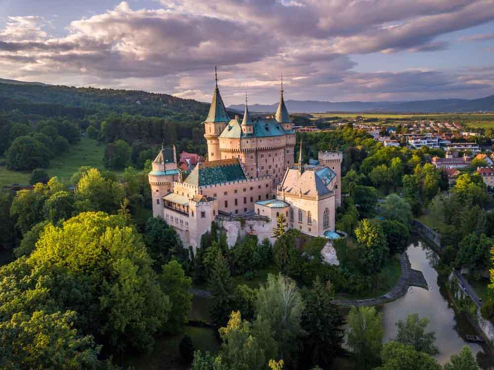 Castelo de Bojnice, Eslováquia