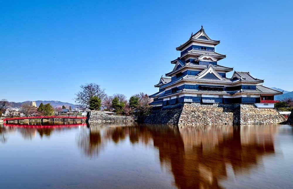 Castelo de Nagoya, Japão