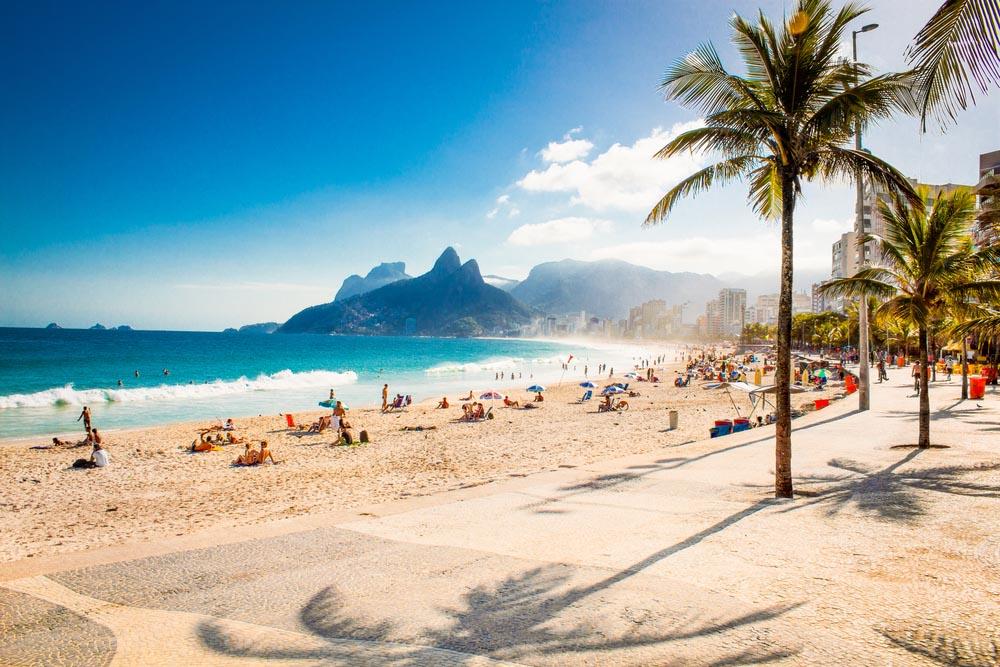 Copacabana, Rio de Janeiro (Brazil)