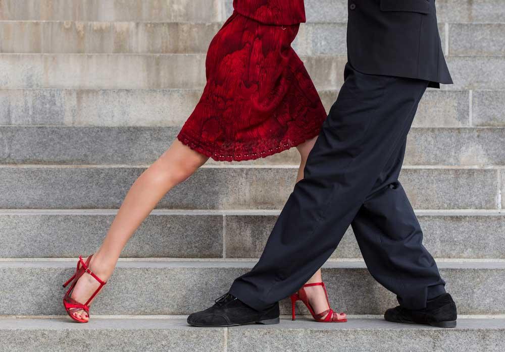 Dançar tango Buenos Aires