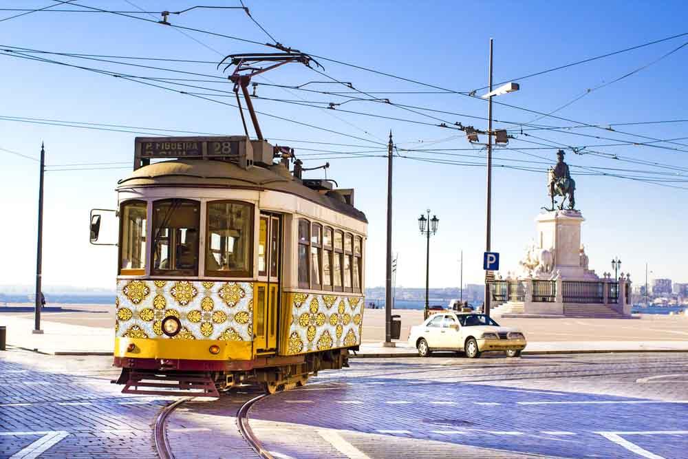 Eléctrico 28 Lisboa