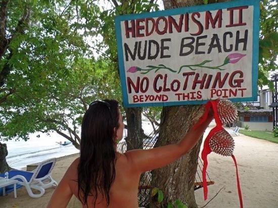 Hedonismo II, Jamaica
