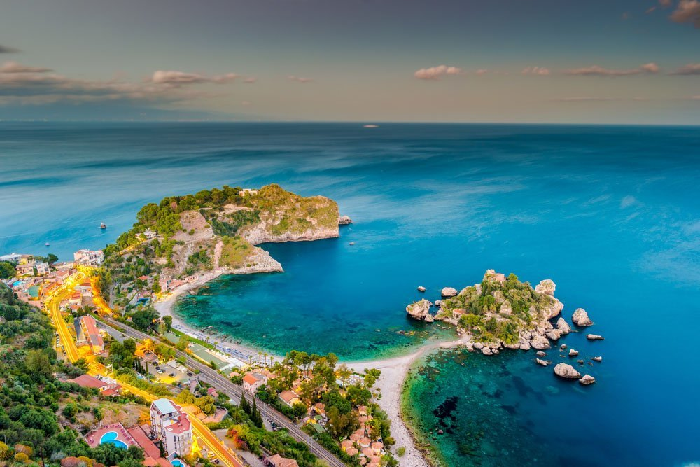 Isola Bella, Sicília