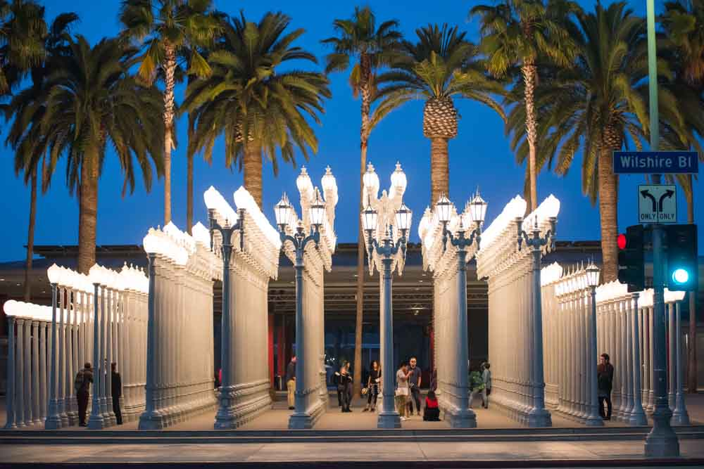 Los Angeles County Museum of Art, Los Angeles