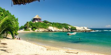 Melhores Praias da Colômbia