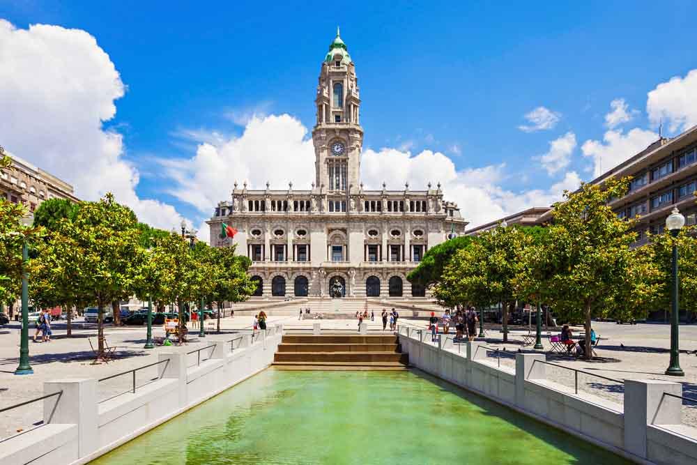 Monumentos Porto