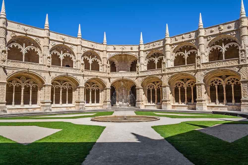 Mosteiro dos Jéronimos Lisboa