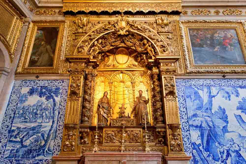 Museu Nacional do Azulejo Lisboa