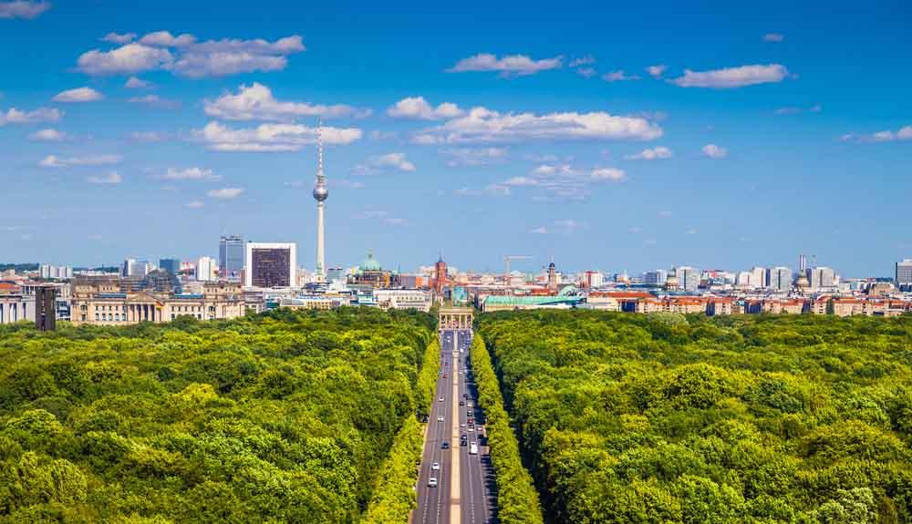 Parque Mauer, Berlim