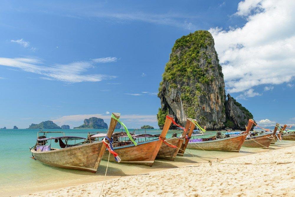 Phra Nang Beach, Tailândia