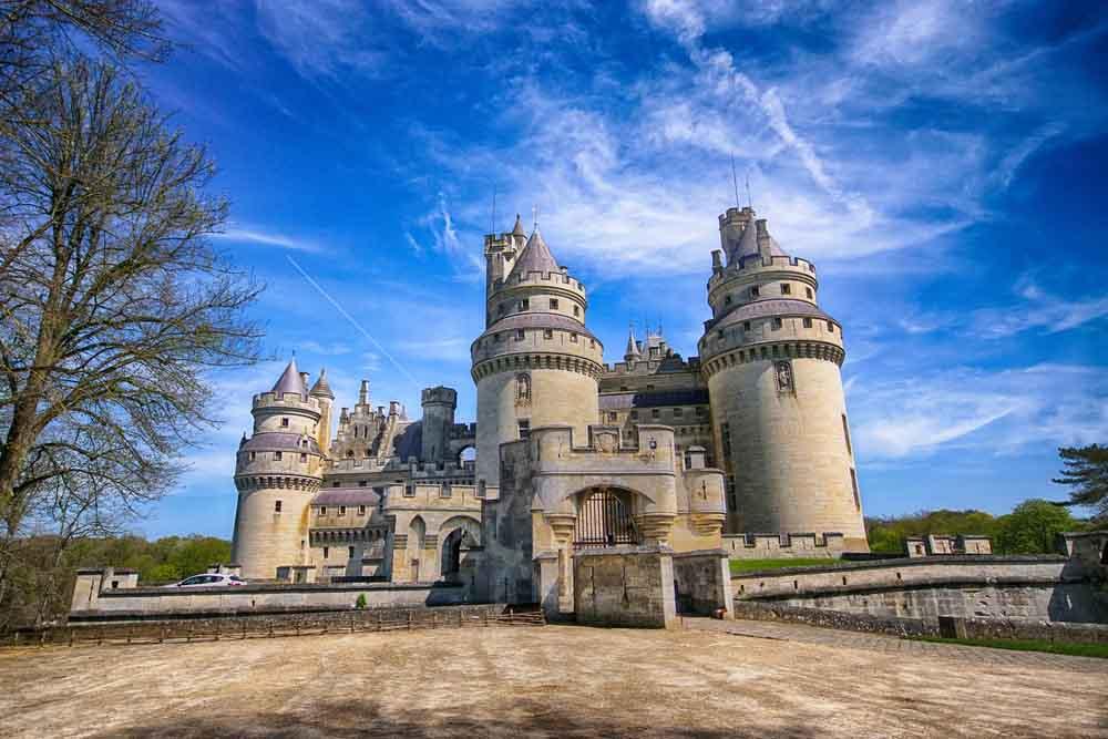 Pierrefonds, França