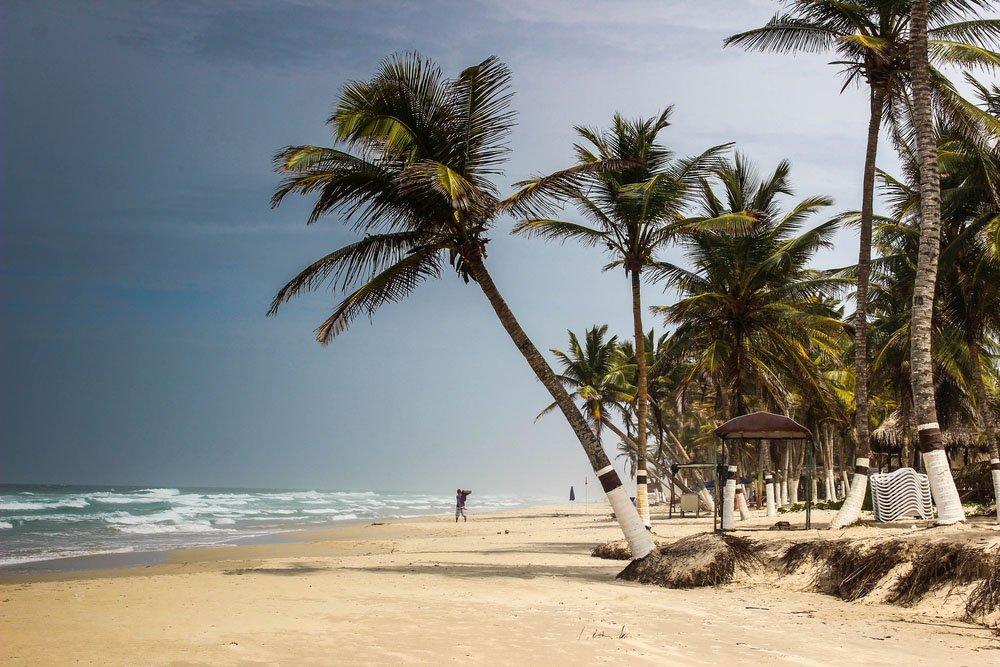 Playa El Agua, Venezuela