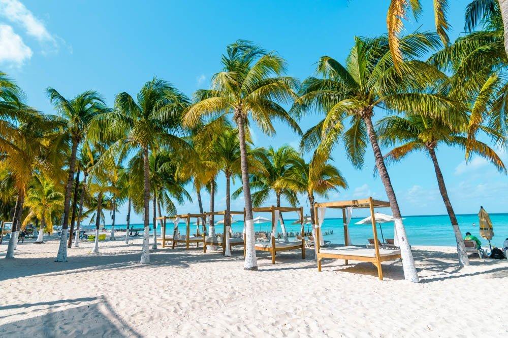 Playa Norte, México