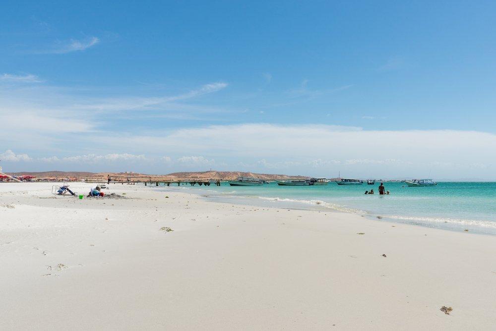 Playa Punta, Venezuela