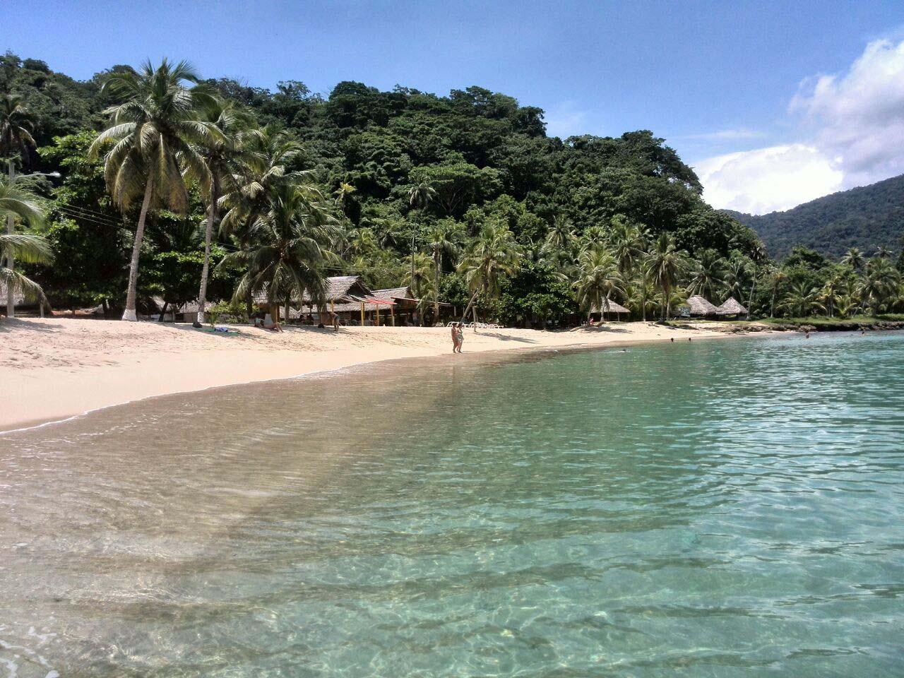 Playa Soledad, Capurganá