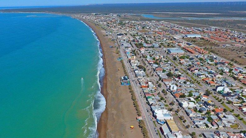 Playa Unión, Argentina