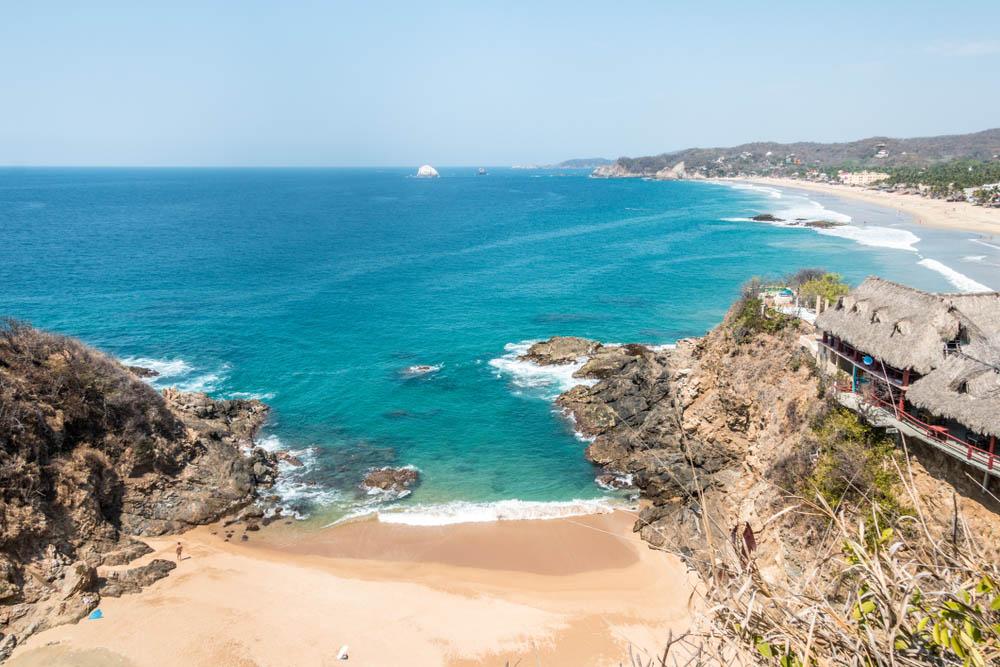Playa Zipolite - México