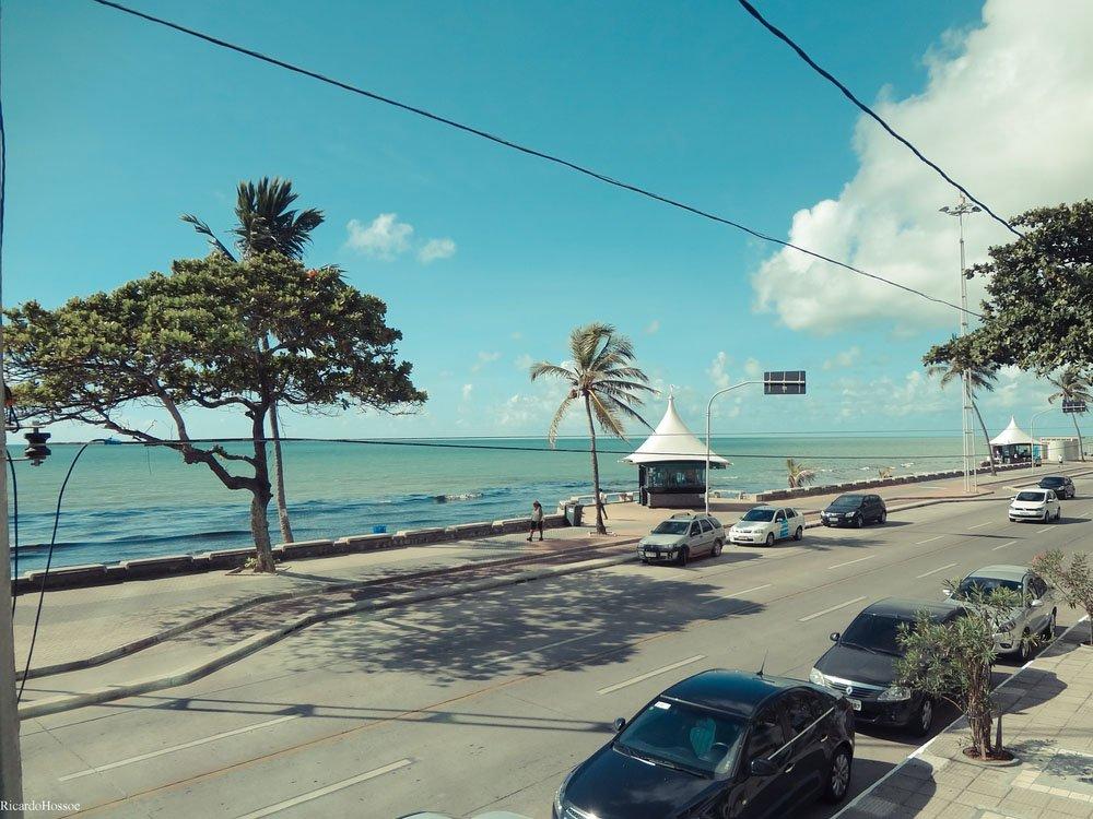Praia da Boa Viagem - Recife, Brasil