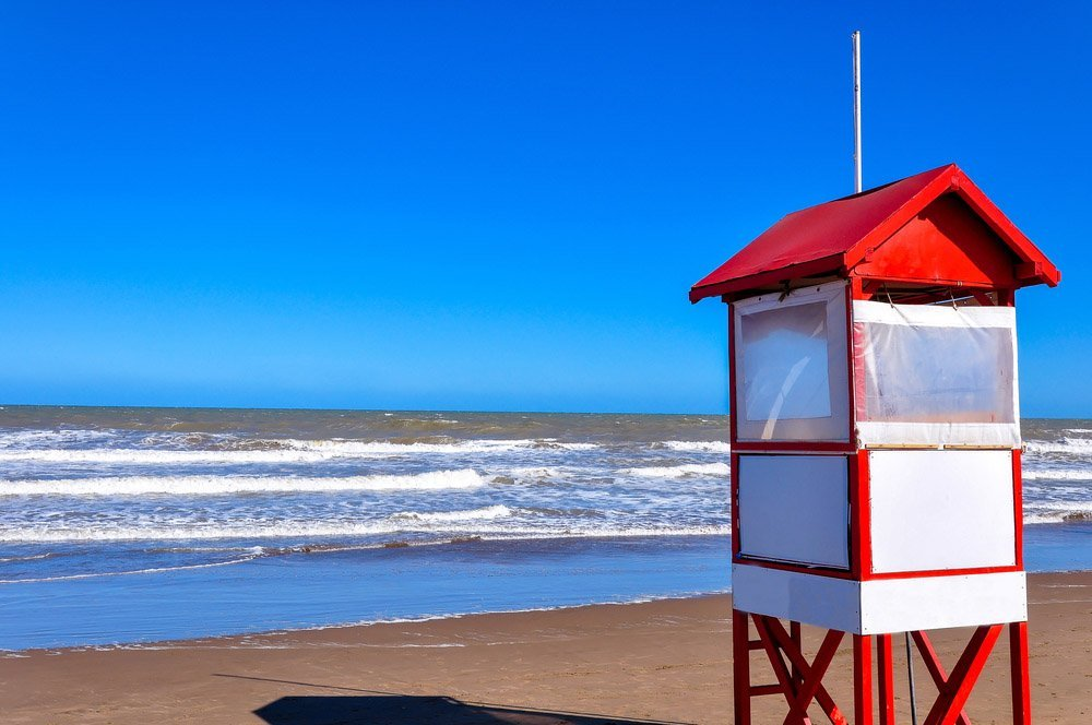 Praia de Cariló, Argentina