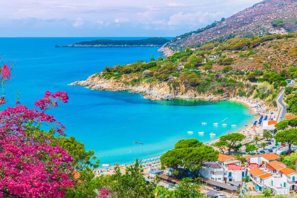 Praia de Cavoli, Elba
