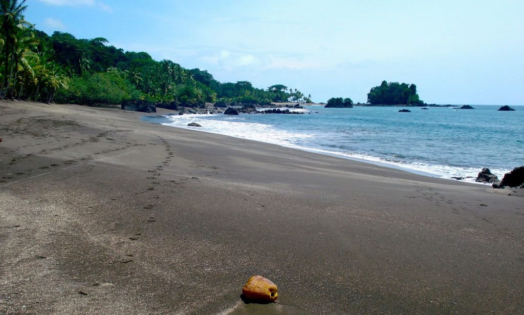 Praia de Guachalito, Chocó