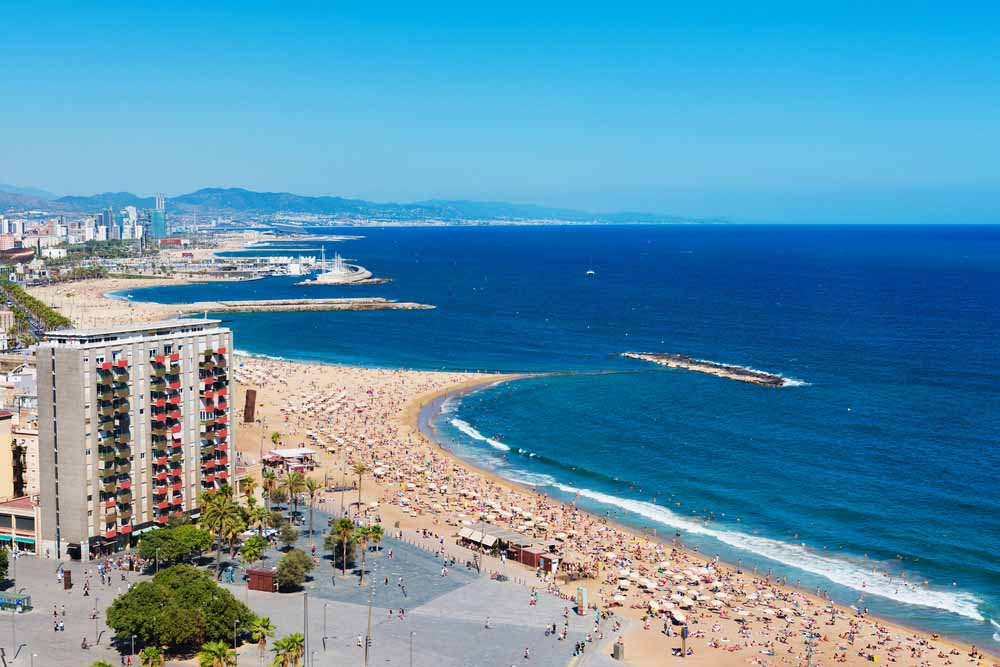Praias Barcelona