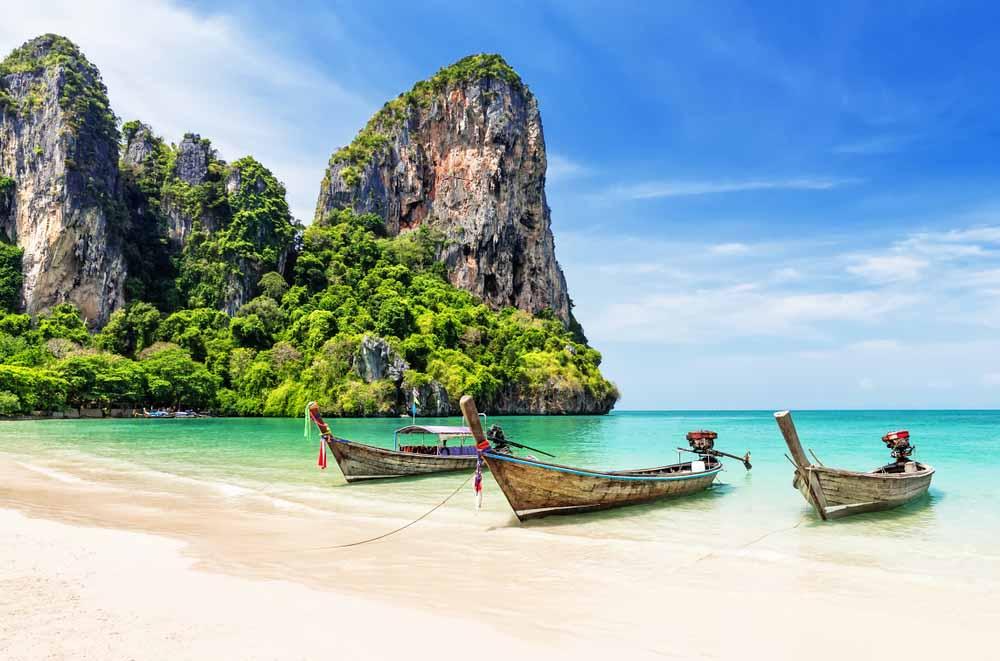 Railay Beach, Tailandia
