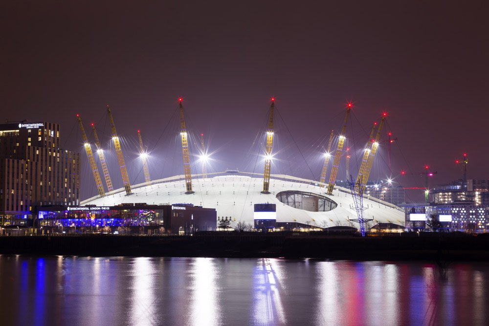 The O2, Londres