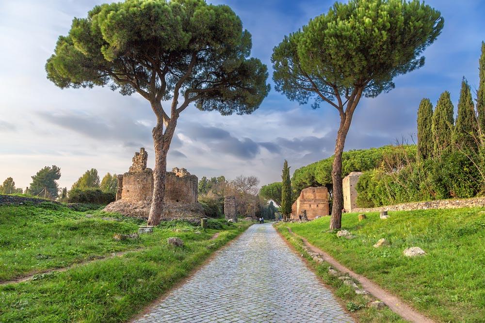 Via Ápia, Roma