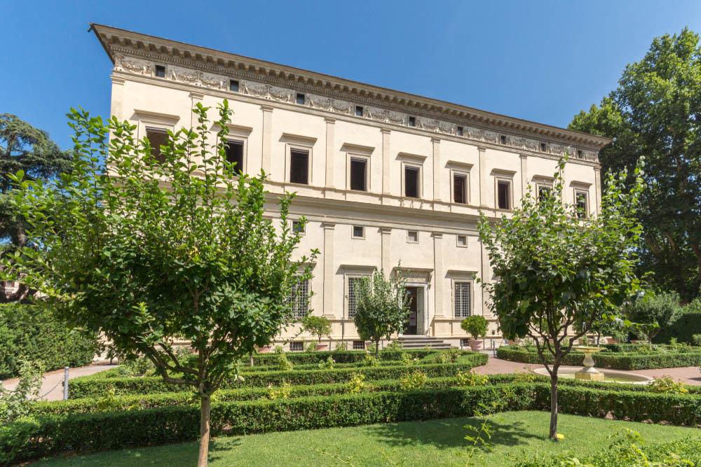 Villa Farnesina, Roma