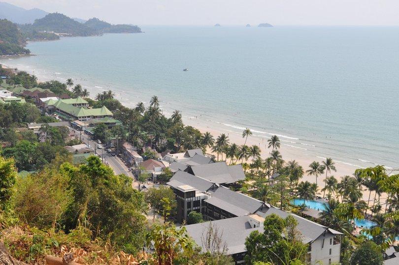 White Sand Beach, Tailândia