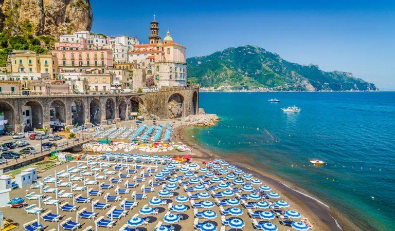 Conheças as 10 melhores praias da Itália