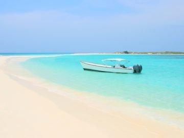 melhores praias da Venezuela