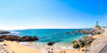 melhores praias do Chile