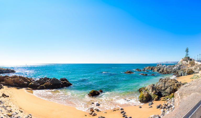 Conheças as 10 melhores praias do Chile