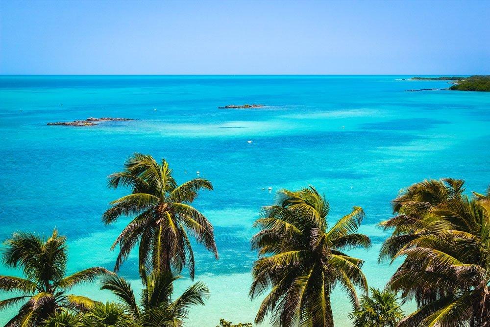 melhores praias do México