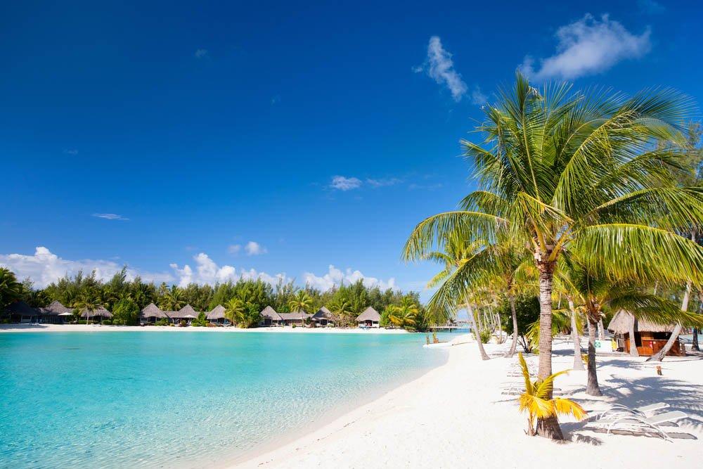 Bora Bora Bora, Polinésia Francesa