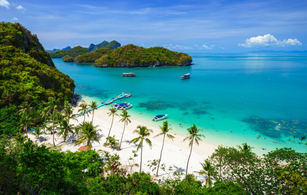 Koh Samui, Tailândia