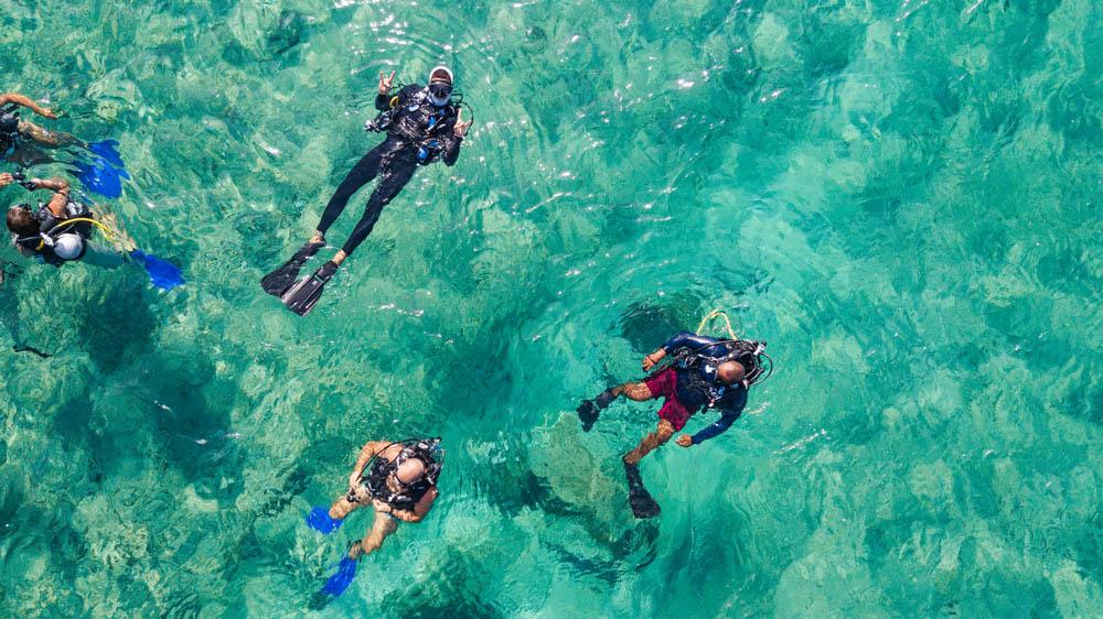 Mergulho Scuba Diving