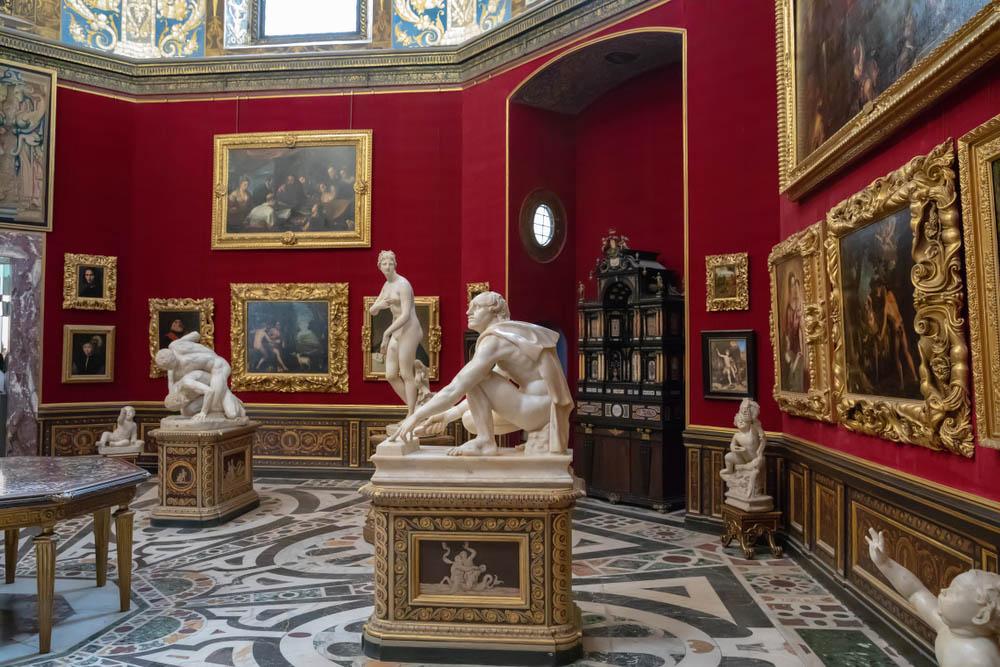 Palácio e Galeria Uffizi