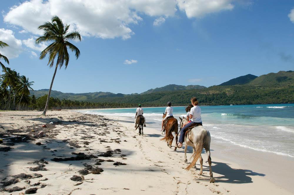 Passeios de Cavalo na Praia